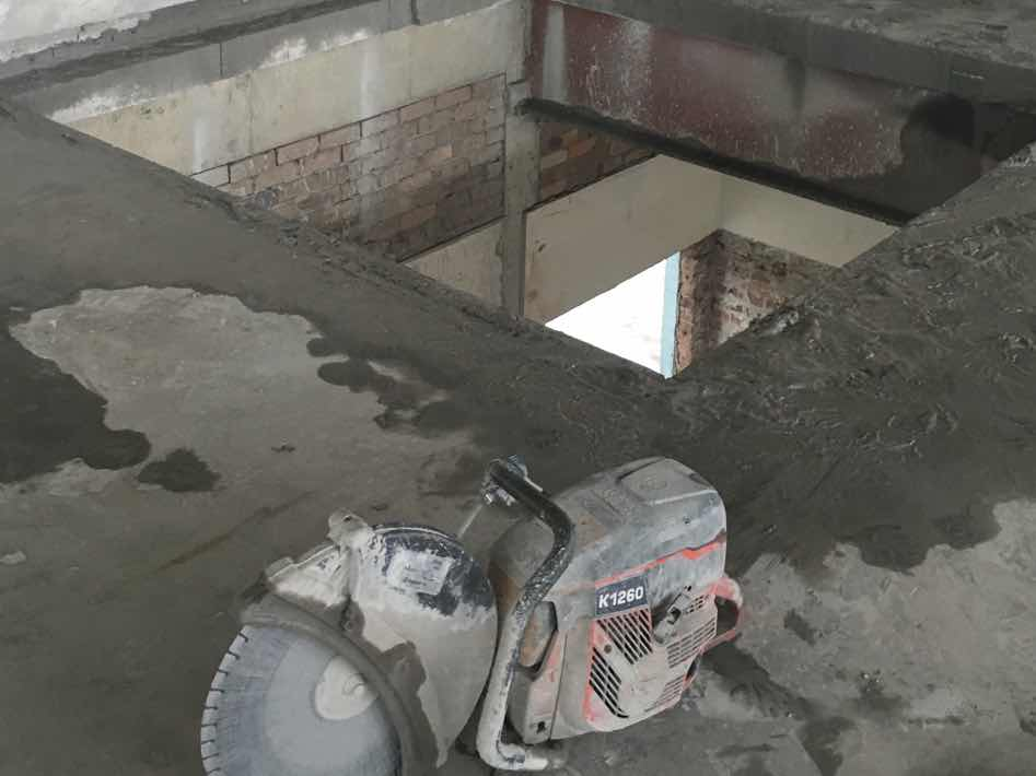 Managing Concrete Dust