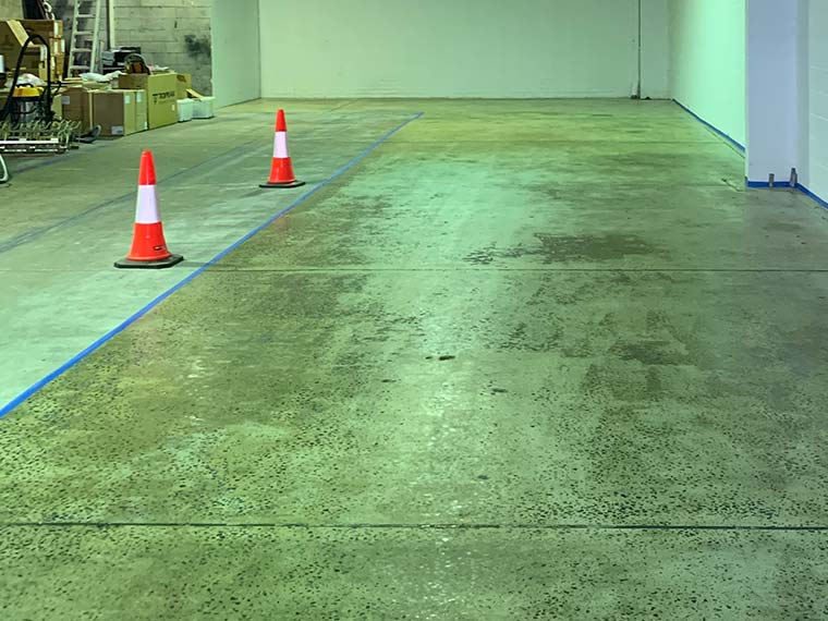 grind and seal concrete sealing
